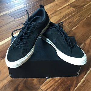 Converse One Star Ox Sneakers Shoes Sz 8 Men's